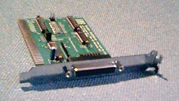 picture of MMUX controller card
